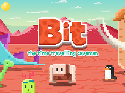 Bit – The Time Traveling Caveman